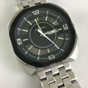 Diesel Mens Watch Stainless Steel DZ-1170